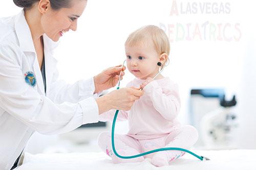 Pediatrics A Las Vegas Medical Group Family Practice